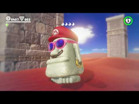 Super Mario Odyssey Gameplay -- Watch Us Play
