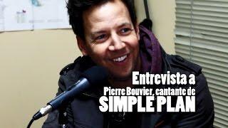 Entrevista a Pierre Bouvier de Simple Plan (2016) / Interview with Pierre Bouvier (2016) Mp3