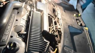Замена воздушного фильтра часть 3 на Форд Мондео Автосервис «Скорпион» г Астрахань ул Ширяева 8Б(, 2015-10-15T17:20:23.000Z)