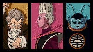 Goku's Greatest Masters