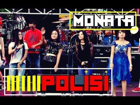 Rena Kdi - Polisi ( Monata ) Live Alun Alun Tuban 2017