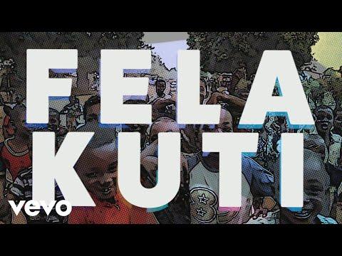 Wyclef Jean - Fela Kuti (Lyric Video)