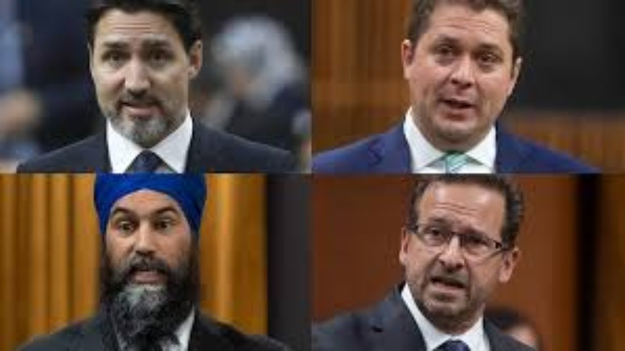Question period: Parliament partially reconvenes amid COVID-19 pandemic