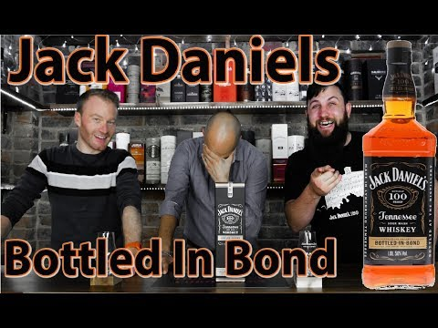 Chapter #10 - Jack Daniels Bottled In Bond Review and Blind