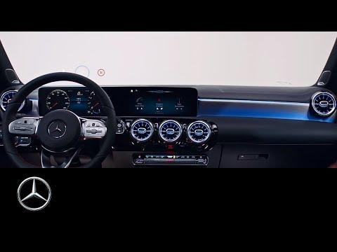 Mercedes-Benz A-Class 2018: Natural Voice Control