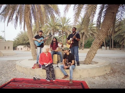 Ghazi & The Jam Collective ft. Joss Stone - Oman