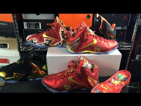 617de742e4d3 Nike Lebron 11 (XI) Elite SE