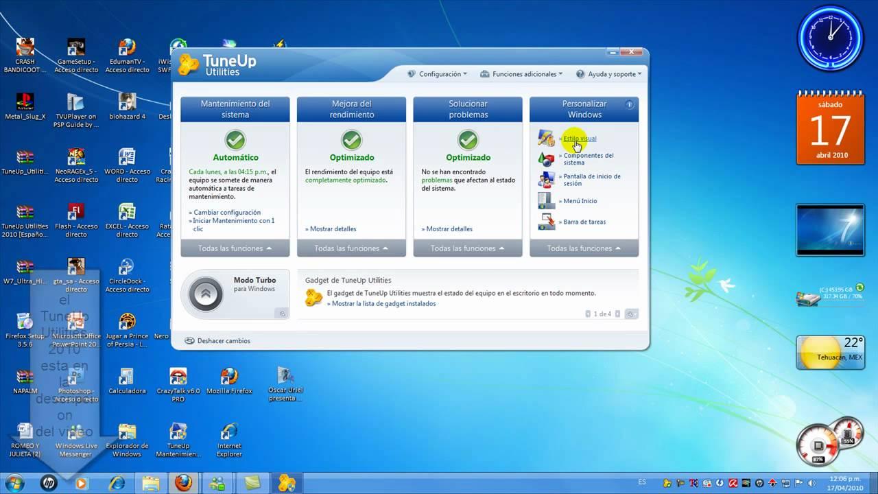 Como instalar temas en windows 7 home basic - YouTube