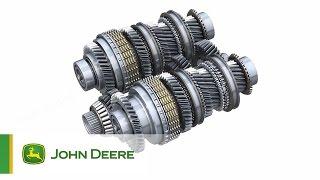 Trattori Serie 6R a telaio medio e piccolo John Deere