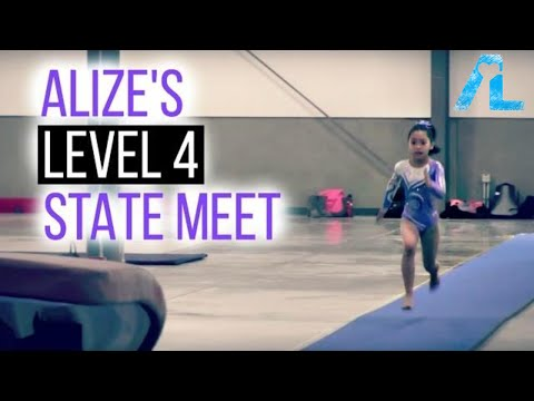 level 4 state gymnastics meet pa