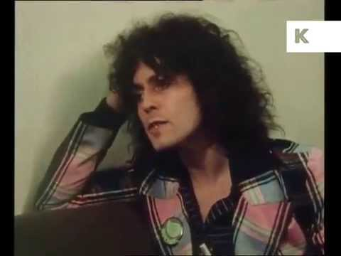Late 1970s Marc Bolan Interview on the Punk Scene