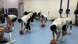 Publication Date: 2019-06-28 | Video Title: 佛教大光慈航中學 20190627 花式籃球訓練