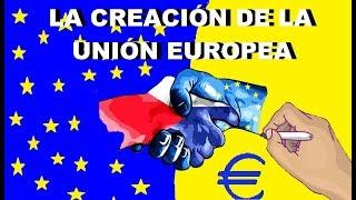 LA CREACIÓN DE LA UNIÓN EUROPEA DRAW - HISTORIAS ASOMBROSAS