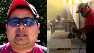 SIMPOSIO INTERNACIONAL DE ESCULTURA 2013 - XICOTENCATL RIVERO (MÉXICO)
