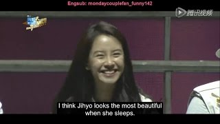Video When Song Ji Hyo the beautifulest download MP3, 3GP, MP4, WEBM, AVI, FLV Juli 2018