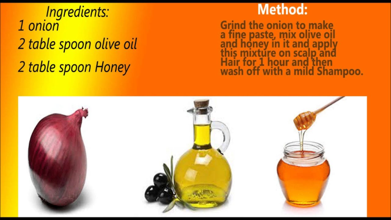 Hair Fall Treatment Home Remedies