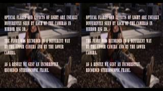 Mistakes in stereoscopy vol.1 - Stereoscopic school by Mario Suze 4K SBS