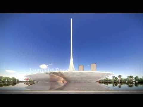 Proposed Spike Option for Legislature Design at Amaravati