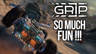 Grip Gameplay - ROLLCAGE IS BACK !!!