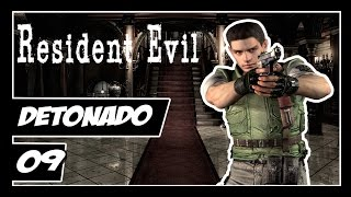 RESIDENT EVIL: HD Remaster - Detonado #9 - CHRIS // HUNTERS, COBRA GIGANTE e MO DISK
