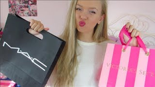 USA Haul! MAC, Victoria's Secret, Forever 21, PINK + more! Thumbnail