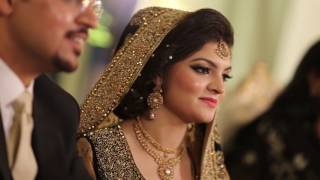 Maha and Hunain walima Cinematic video Islamabad
