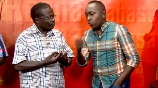 Charles Senkubuge & Andrew  Benon Kibuuka On KOONA NE NTV 18th October 2013 Part 2