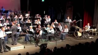The Royal New Zealand Air Force Band  at Massey High School