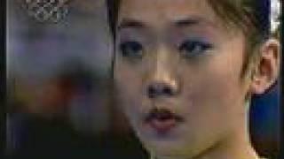 2000 Olympics WAG TF Yang Yun VT CCTV