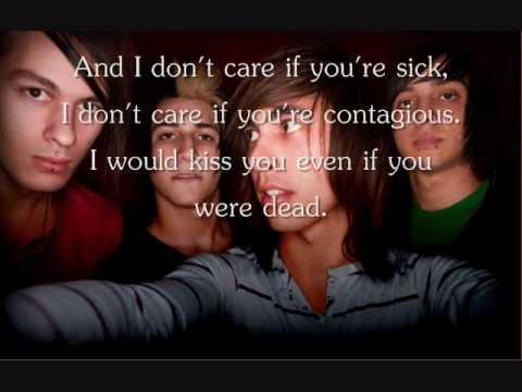 I Dont Care If Youre Contagious  Pierce The Veil Lyrics