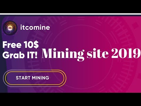 NEW FREE BITCOIN CLOUD MINING SITES 2019 WITHOUT INVESTMENT