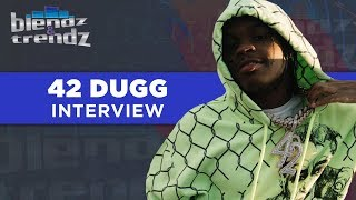 "42 Dugg Describes Meeting Lil Baby, Creating ""Young & Turnt, Vol. 2"" + More"