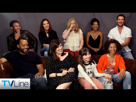'Emergence' Cast Interview | Comic-Con 2019