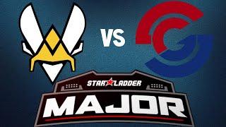 Vitality vs Syman (Dust2) Highlights - StarLadder Berlin Major