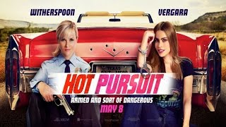 Hot Pursuit [Behind the Scenes]