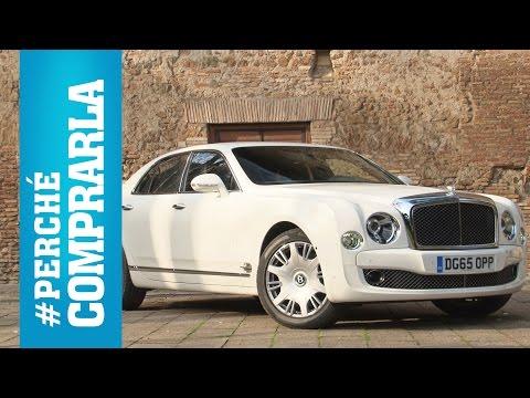 Bentley Mulsanne (Speed) | Perché comprarla... e perché no