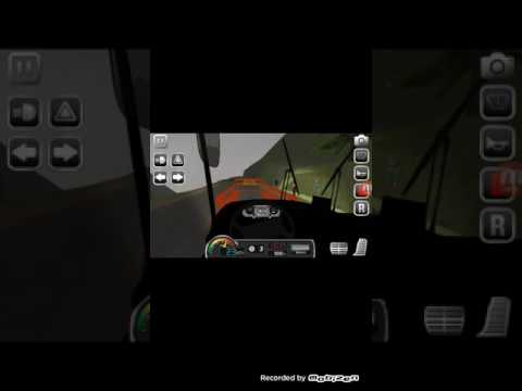 За рулём автобуса. Bus Simulator