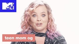 Catelynn on Visiting Carly for the First Time | Teen Mom OG | MTV