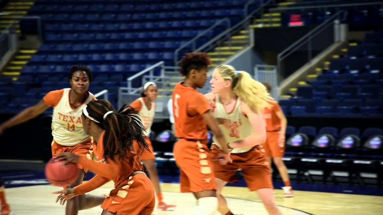 Women s Basketball  NCAA Regional Final practice  March 27 9466d93262