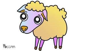 Cómo dibujar un carnero