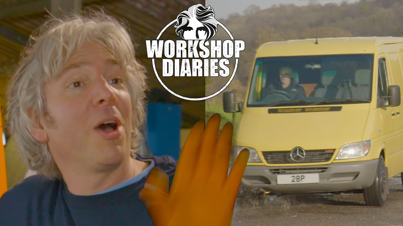 Guess who's back? - Edd China's Workshop Diaries 29