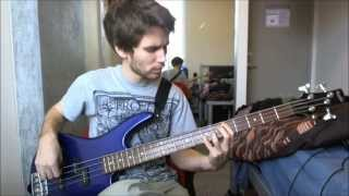 Franz Ferdinand - Take Me Out [Bass Cover]