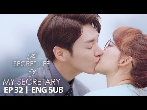 Kim Young Kwang Kisses Jin Ki Joo [The Secret Life Of My Secretary Ep 32]
