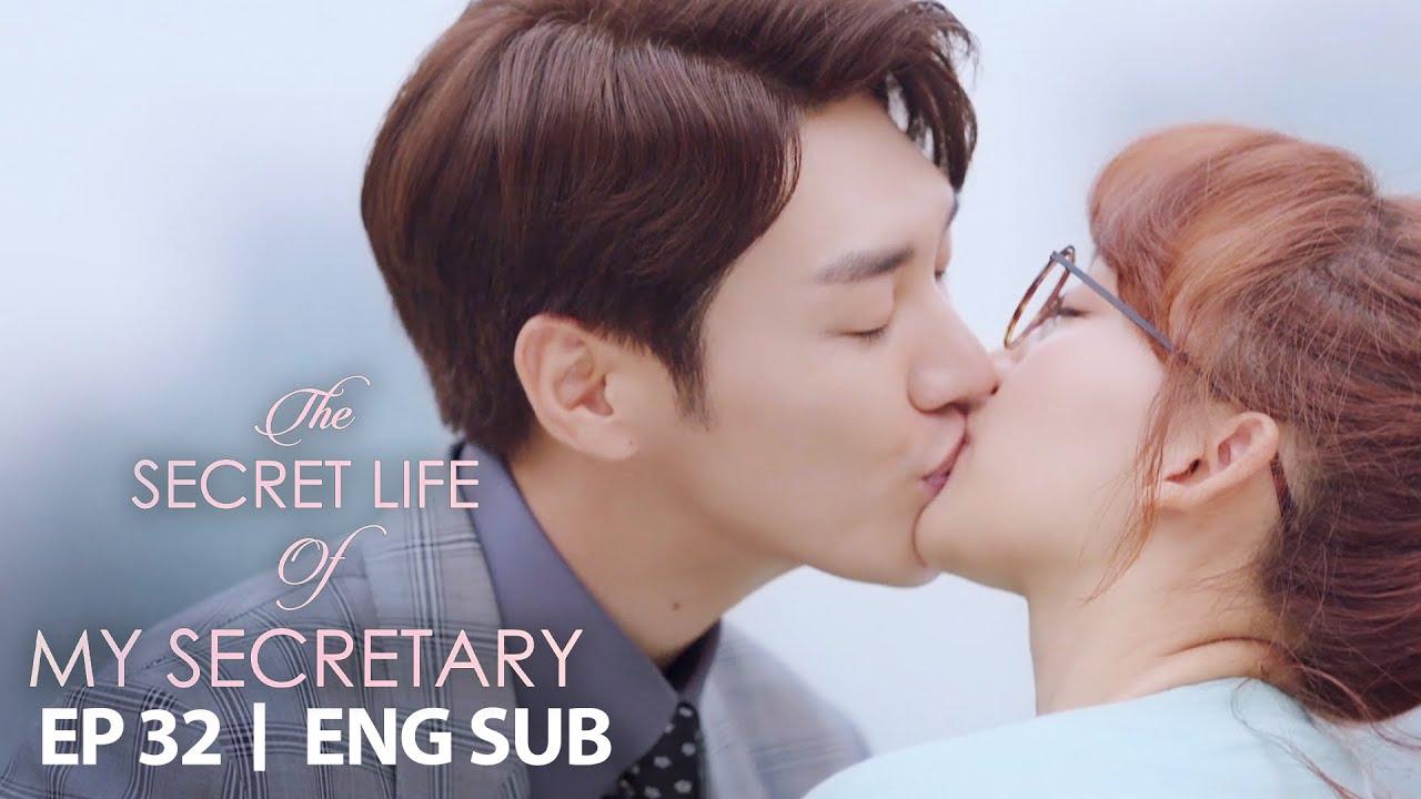 Kim Young Kwang Kisses Jin Ki Joo [The Secret Life of My Secretary Ep 32]