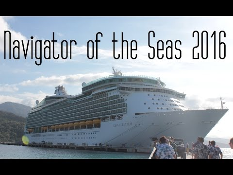 Navigator of the Seas 2016 || Ship Tour