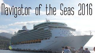 Navigator of the Seas 2016 || Ship Tour