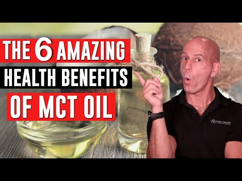 6 AMAZING HEALTH BENEFITS of MCT Oil!