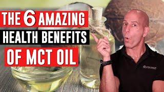 6 AMAZING HEALTH BENEFITS of MCT Oil!
