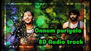 Kumki Onnum puriyala 8D audio track