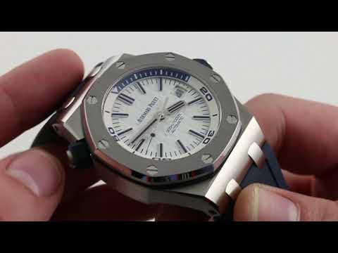Audemars Piguet Royal Oak Offshore Diver Luxury Watch Review